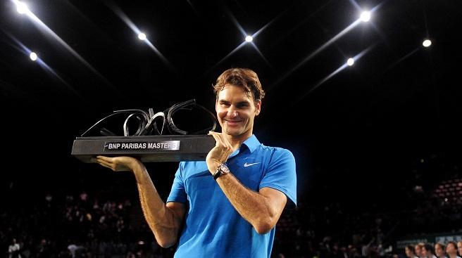 Resultados  ATP BNP Paribas Masters en París 2011