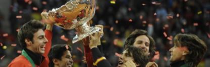España campeona de la Copa Davis 2011