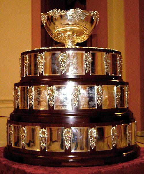 Sorteo Final Copa Davis