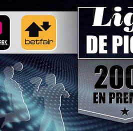 (Concurso) Liga de Picks con 200€ en premios #LigaPicks